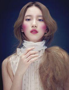 Miss A Suzy – W Korea Magazine March Issue '15