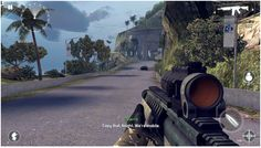 Modern Combat 4 Zero Hour- A Must Have Action Packed FPS Game on DROID