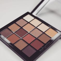 NYX warm neutrals ultimate palette