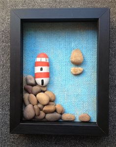 On the rocks - stone art
