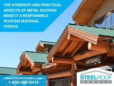 Steel Roof Panels, Metal Panels, Metal Roof Repair, Corrugated Metal, Restoration, Cabin, House Styles, Ideas, Art