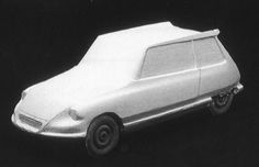 OG   Citroën Project F (then Project AP)   Mock-up