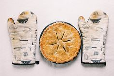 Coconut Curry Vegetable Pie // Pureharvest