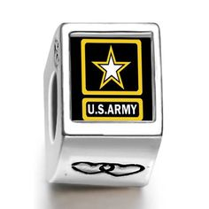 2f31f4235 Military Pandora Charms