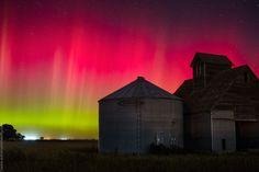 Ocotber 1, 2013 Iowa Auroras