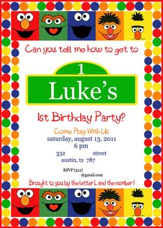 life with luke: Luke's 1st Birthday  awesome party ideas