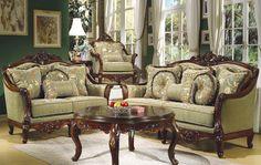 Homey Design Sofa Set HD 09 Facebook.com/alcovedecor We Will Beat Any Price