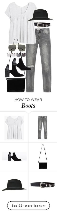"""Inspired outfit with Zara shoes"" by whathayleywore on Polyvore"