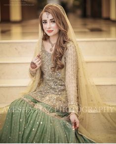 Mar 2020 - Latest Pakistani Designers Bridal Dresses & Embroidery Collections, Wedding Lehenga, Sharara best price for every woman Shop from our Elegant Pakistani Mehndi Dress, Bridal Mehndi Dresses, Nikkah Dress, Shadi Dresses, Pakistani Formal Dresses, Pakistani Wedding Outfits, Bridal Dress Design, Pakistani Bridal Dresses, Pakistani Wedding Dresses