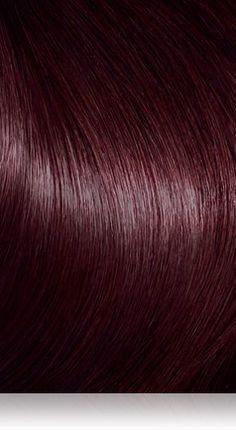 Deep Cherry Brown Hair Color John Frieda