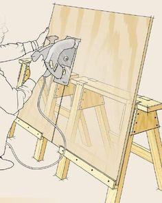 Fun Woodworking Projects Advise - Rapid Methods In DIY Woodworking - An Update - Adalberto Flores Cool Woodworking Projects, Woodworking Workshop, Woodworking Techniques, Woodworking Projects Diy, Woodworking Jigs, Woodworking Basics, Woodworking Classes, Woodworking Furniture, Serra Circular