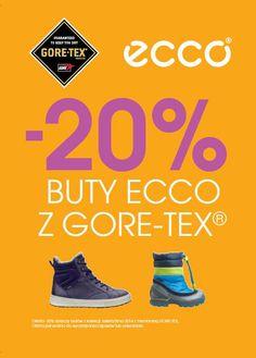 Mokro, zimno?   Odbierz rabat 20% na buty ECCO z membraną GORE-TEX z kolekcji jesień-zima'14 w salonie Cozy Shoes w GH Sky Tower.  Promocja ważna do 31.10.14, nie przegap!