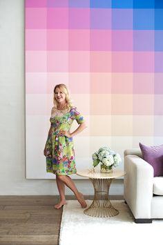 Christiane Lemieux of DwellStudio at home in SoHo | Matchbook Mag