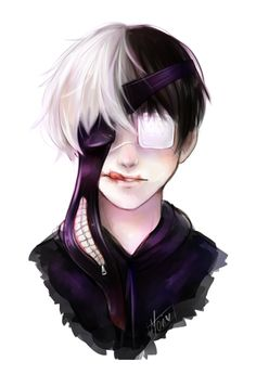 Tokyo Ghoul: The Worst of Both Worlds by Morisaurus on deviantART