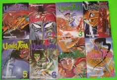 USHIO E TORA Perfect Edition 1-8