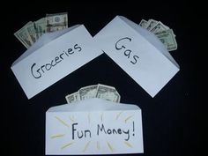 envelope systems | The cash envelope system of money management is exactly what it sounds ...