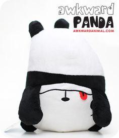 Wong Fu Store — Awkward Panda