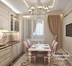 Дизайн проект квартиры в г. Жуковский – интерьер в современном стиле