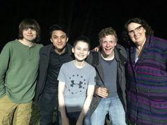 the OA cast Oa Netflix, Netflix Dramas, Shows On Netflix, Netflix Series, Series Movies, Tv Series, Ian Alexander, Saga, Film Anime