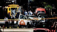 Terror in New York: Kleinlaster tötet in Manhattan acht Menschen