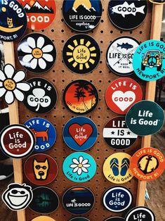 23 Clever DIY Christmas Decoration Ideas By Crafty Panda Laptop Stickers, Cute Stickers, Bumper Stickers, Diy Pinterest, Vinyl Record Art, Vinyl Art, Happy Vibes, Happy Happy Happy, Summer Aesthetic