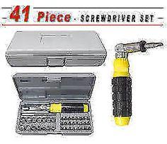 Brand New Sealed Pack AIWA 41-Piece Bit & Socket Set / Car Screwdriver Set | eBay