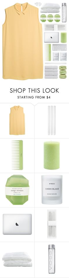 """i'm back..."" by cinnamon-and-cocoa ❤ liked on Polyvore featuring MANGO, Bare Cotton, Root Candles, Pelle, Byredo, Forever New, Crate and Barrel and Martha Stewart"