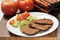 Tortitas de amaranto con frijol | Cocina y Comparte | Recetas