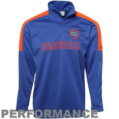 Columbia Florida Gators Performance Pullover Jacket