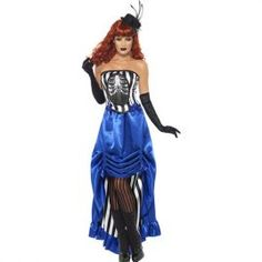 Costume femme pin-up burlesque rayons