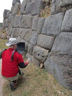 Skanery Artec w służbie polskiej archeologii – badania w Machu Picchu Artec, Machu Picchu