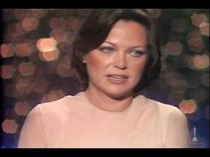 """Louise Fletcher winning Best Actress for """"One Flew Over the Cuckoo's Nest"""" - YouTube"""