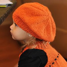 Toddler Beret PATTERN  Size 23 yrs by Route45 on Etsy, $2.99