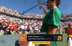 TOP TENNIS: RANKING LIVE AFTER R3 MIAMI 27/03/2017