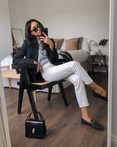 Casual Work Outfits, Business Casual Outfits, Mode Outfits, Classy Outfits, Chic Outfits, Spring Outfits, Trendy Outfits, Fashion Outfits, Office Fashion