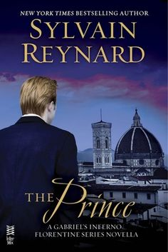 The Prince (The Florentine .5) by Sylvain Reynard: http://www.thereadingcafe.com/the-prince-the-florentine-5-gabriels-inferno-by-sylvain-reynard-a-review/