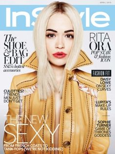 Instyle UK April 2015 edition - Read the digital edition by Magzter on your iPad, iPhone, Android, Tablet Devices, Windows 8, PC, Mac and the Web.