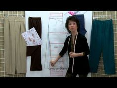 How to: Pants Pattern Designing Tutorial - YouTube #surefitdesigns  #patterndesign #patterndrafting