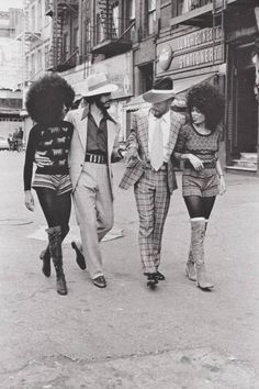 Harlem, New York City in the 1970s | via Facebook