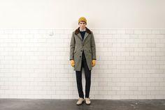 Gant Rugger apuesta por las combinaciones de estampados y colores esta temporada