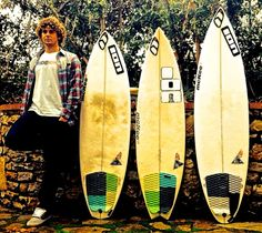 FEDERICO NESTI - TEAM ION e MCKEE ITALIA | Surf Culture