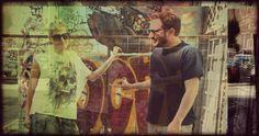 Από το διαδικτυακό ντουέτο Athens Techno Lovers στο Refill -------------------------------------------- #music #techno http://fragilemag.gr/athens-techno-lovers/
