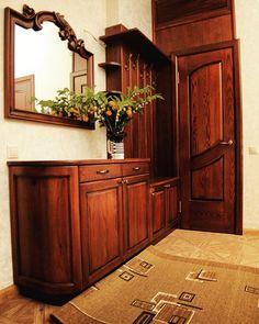 #Woodwork #furniture #масивясеня #прихожая de diidok
