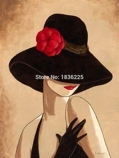 Ucuz 2015 soyut resim Güzel kadın bir şapka giyen resim tuval sanat boya ev dekor duvar dekor, Satın Kalite resim ve hat sanatı doğrudan Çin Tedarikçilerden: Sıcak haber:Biz destek özelleştirebilirsiniz resim ve herhangi bir boyut, sormak için bekliyoruz fiyat.  &nb