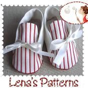 Baby Sailor shoes pattern - via @Craftsy
