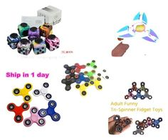 """16 colors New camo colorful Fidget Spinner toy Hand triangular spinner Toy For Decompression Anxiety Toys with retailed box Free fast DHL"" by mvpjerseyswearsale on Polyvore"