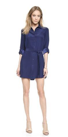 Amanda Uprichard Victoria Dress