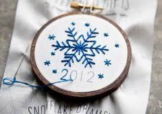 Image result for embroidered ornaments etsy