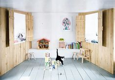 Boat House Shared Kids' Room