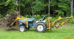 Metal Fabrication Tools, Tractor Loader, Compact Tractors, Ford Tractors, Cub Cadet, Picture Video, Outdoor Power Equipment, Diesel, Photo Galleries